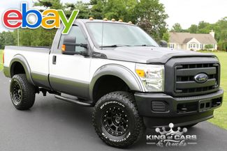 2012 Ford F250 Reg. CAB XL 8' BED 6.2L V8 67K MILES 4X4 LIFTED MINT in Woodbury, New Jersey 08093