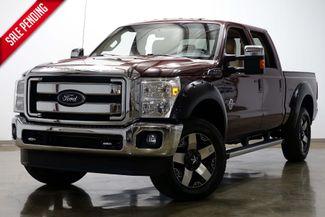 2012 Ford F250SD Low Miles Lariat Crew Cab FX4 Powerstroke in Dallas Texas, 75220
