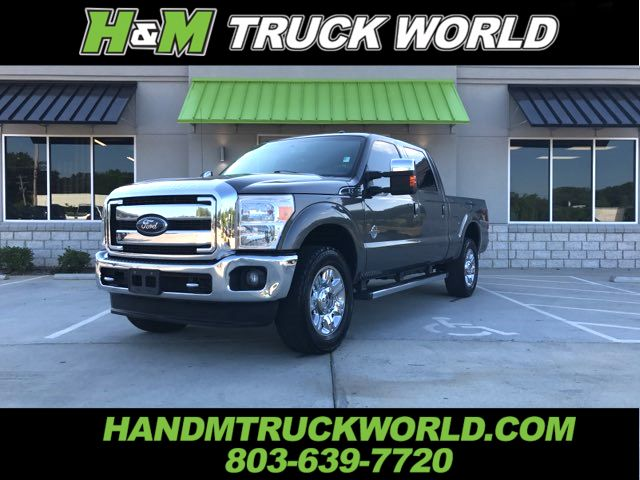 2012 Ford F250SD Lariat 4x4