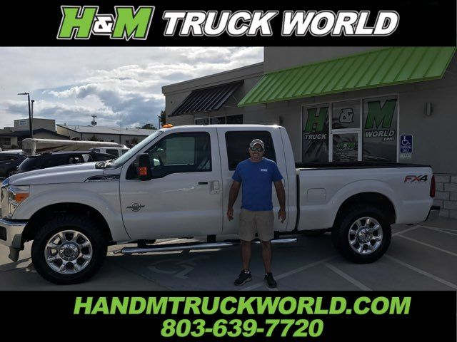 2012 Ford F250SD Lariat 4X4 in Rock Hill SC, 29730