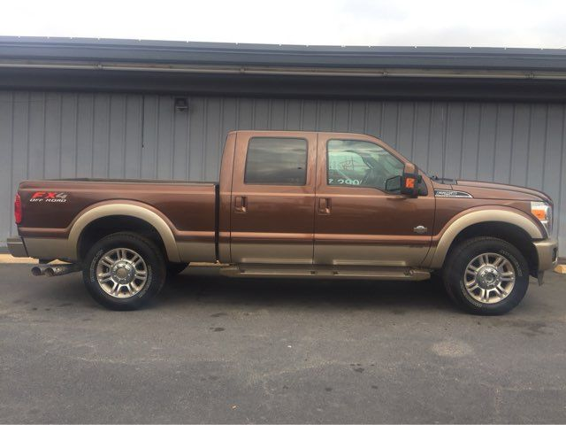 2012 Ford F250SD King Ranch in San Antonio, TX 78212