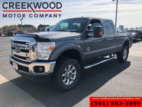 2012 Ford Super Duty F-250 Lariat 4x4 FX4 Diesel New Tires Chrome 20s Leather in Searcy, AR