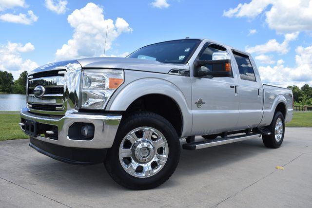 2012 Ford F250SD Lariat