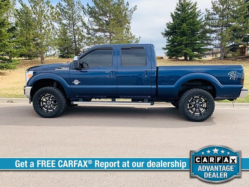 2012 Ford F350 4WD Crew Cab Lariat SRW  city MT  Bleskin Motor Company   in Great Falls, MT
