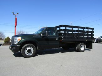 2012 Ford F350 12' Flatbed Stake Truck 2wd in Lancaster, PA, PA 17522