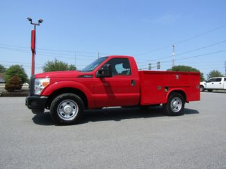 2012 Ford F350 Regular Cab Utility 2wd with Lift Gate in Ephrata, PA 17522