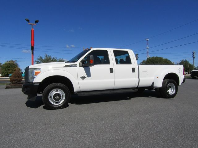 2012 Ford F350 Crew Cab Long Bed Dually 4x4 Diesel