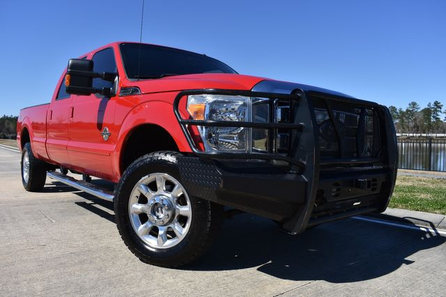 2012 Ford F350SD Lariat