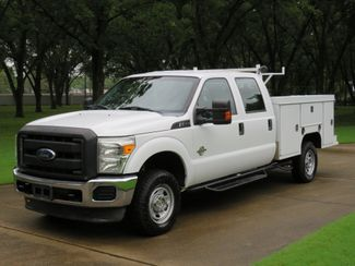 2012 Ford F350SD XL Crew Cab Utility Body 4WD Powerstroke in Marion, Arkansas 72364