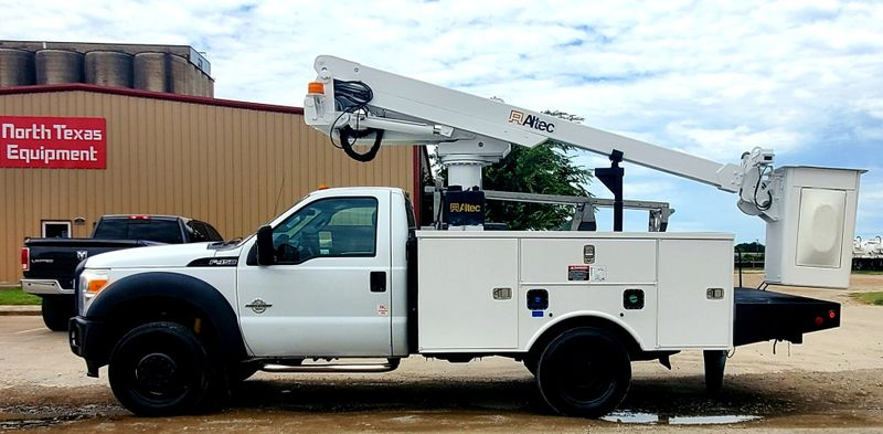 2012 Ford F450 ALTEC 42FT BUCKET TRUCK   city TX  North Texas Equipment  in Fort Worth, TX