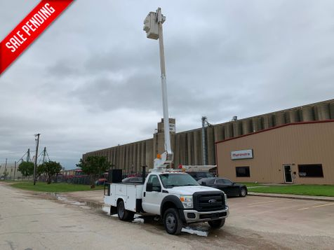 2012 Ford F450 BUCKET TRUCK   in Fort Worth, TX