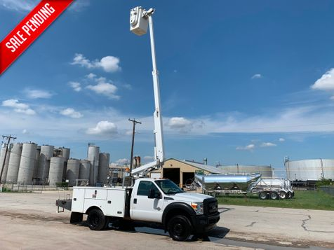 2012 Ford F450 BUCKET TRUCK XL in Fort Worth, TX