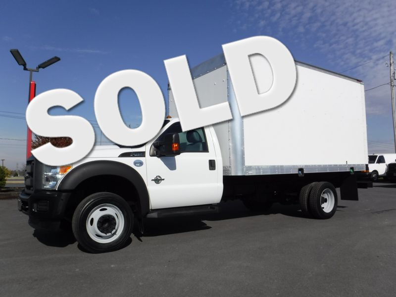 2012 Ford F450 14FT Box Truck Diesel in Ephrata PA