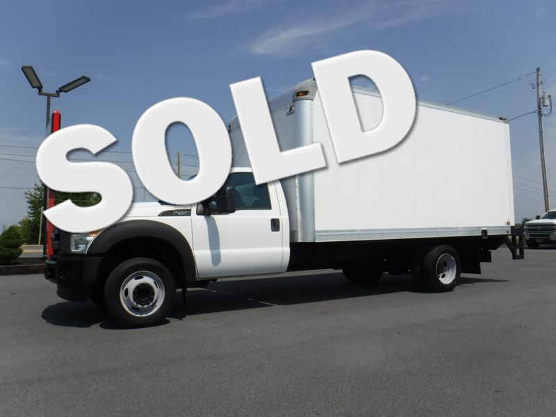 2012 Ford F450 16' Box Truck with Lift Gate in Ephrata PA