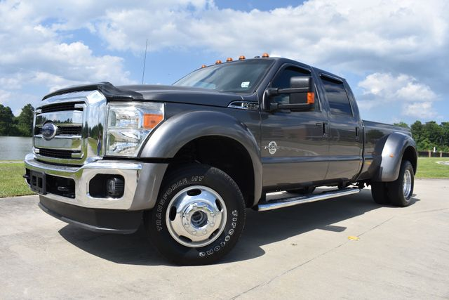 2012 Ford F450SD Lariat