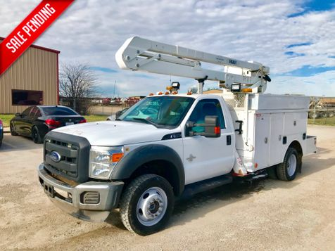2012 Ford F550 4X4 BUCKET TRUCK   in Fort Worth, TX