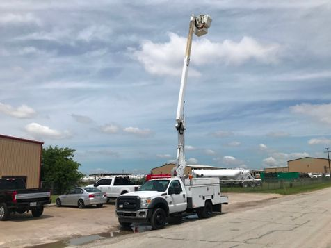 2012 Ford F550 BUCKET TRUCK   in Fort Worth, TX