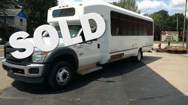 2012 Ford F550 Eldorado National 33 Passenger Bus Alliance, Ohio
