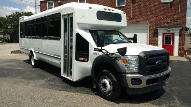 2012 Ford F550 Eldorado National 33 Passenger Bus Alliance, Ohio 1