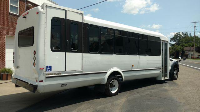 2012 Ford F550 Eldorado National 33 Passenger Bus Alliance, Ohio 2