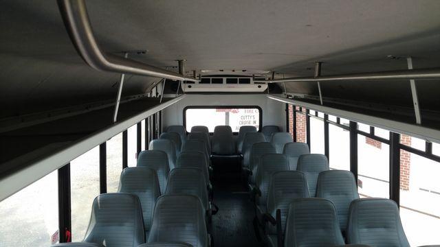 2012 Ford F550 Eldorado National 33 Passenger Bus Alliance, Ohio 4