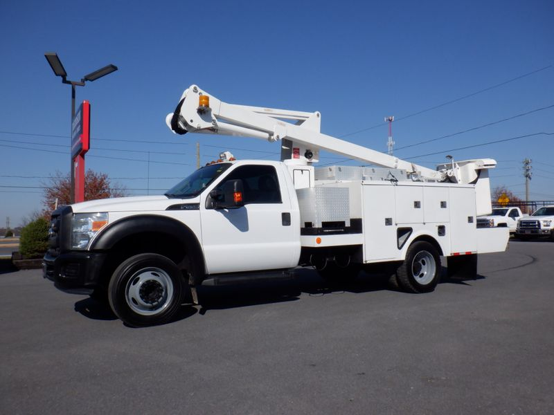 2012 Ford F550 Utility Bucket Truck 2wd in Ephrata PA