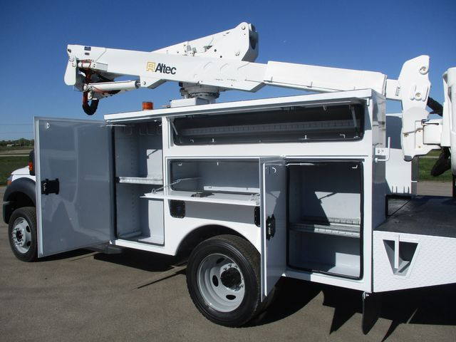2012 Ford F550 BUCKET TRUCK Lake In The Hills, IL 20
