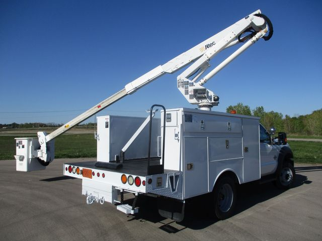 2012 Ford F550 BUCKET TRUCK Lake In The Hills, IL 41