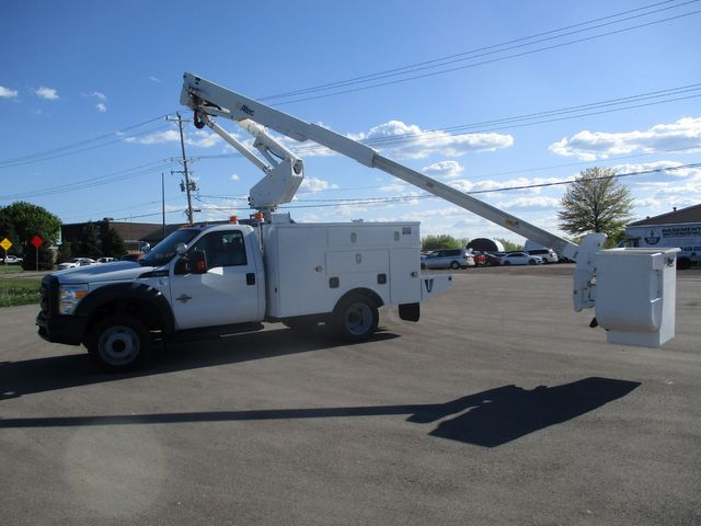 2012 Ford F550 BUCKET TRUCK Lake In The Hills, IL 42