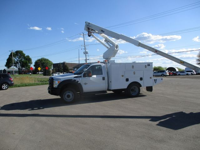 2012 Ford F550 BUCKET TRUCK Lake In The Hills, IL 43