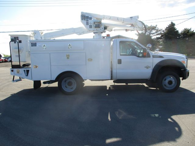 2012 Ford F550 BUCKET TRUCK Lake In The Hills, IL 5