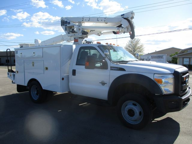 2012 Ford F550 BUCKET TRUCK Lake In The Hills, IL 6