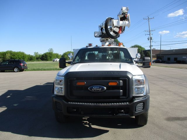 2012 Ford F550 BUCKET TRUCK Lake In The Hills, IL 7
