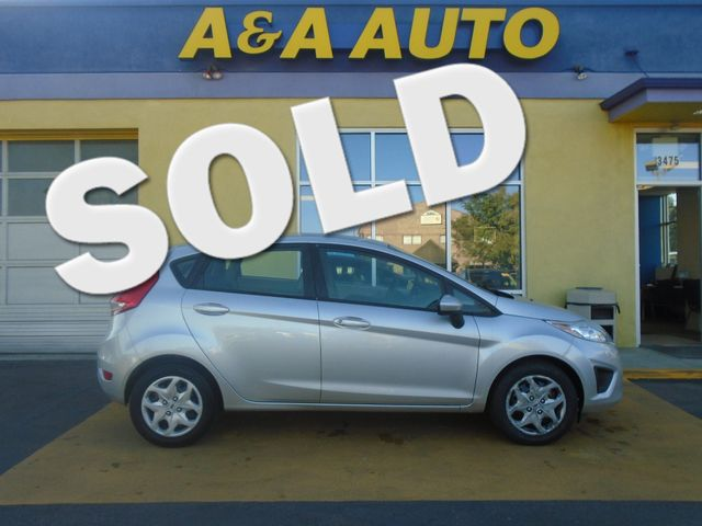 2012 Ford Fiesta S in Englewood CO, 80110