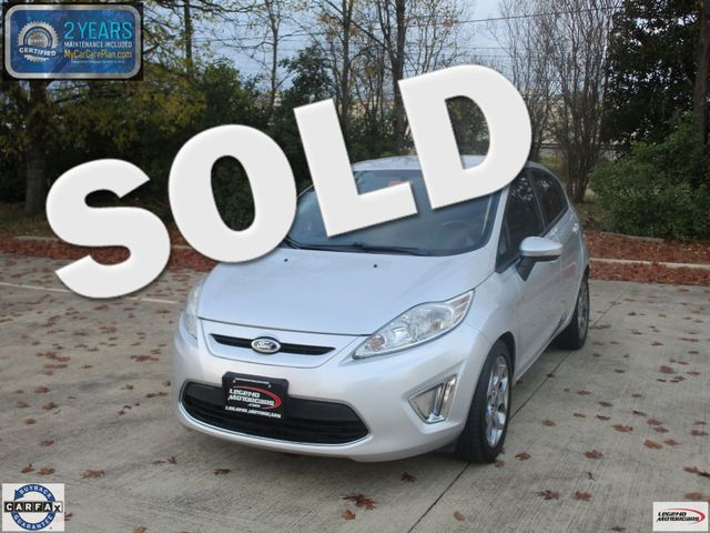 2012 Ford Fiesta SES in Garland