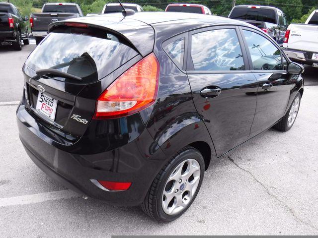 2012 Ford Fiesta SES Hatchback in Gower Missouri, 64454