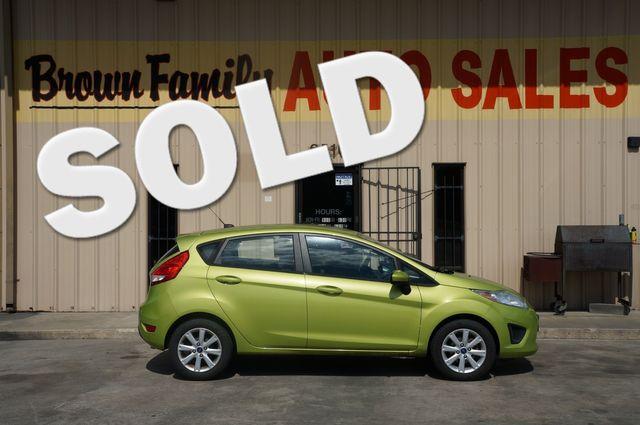 2012 Ford Fiesta SE   Houston, TX   Brown Family Auto Sales in Houston TX