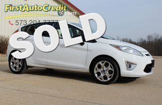2012 Ford Fiesta SES in Jackson MO, 63755