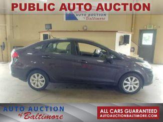 2012 Ford Fiesta SE   JOPPA, MD   Auto Auction of Baltimore  in Joppa MD