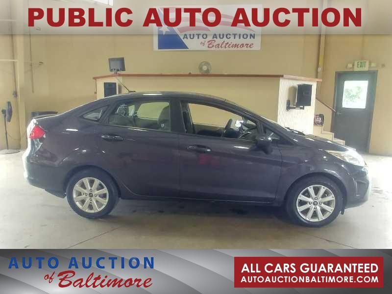 2012 Ford Fiesta SE | JOPPA, MD | Auto Auction of Baltimore  in JOPPA MD