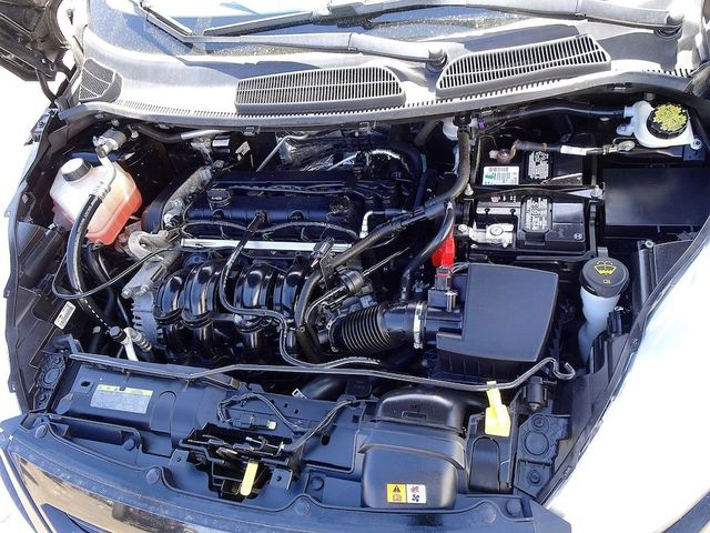 2012 Ford Fiesta SE Madison, NC 40