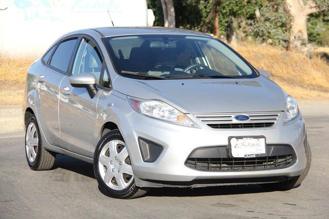 2012 Ford Fiesta S Santa Clarita, CA 3