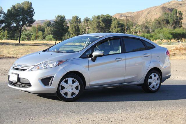 2012 Ford Fiesta S Santa Clarita, CA 1