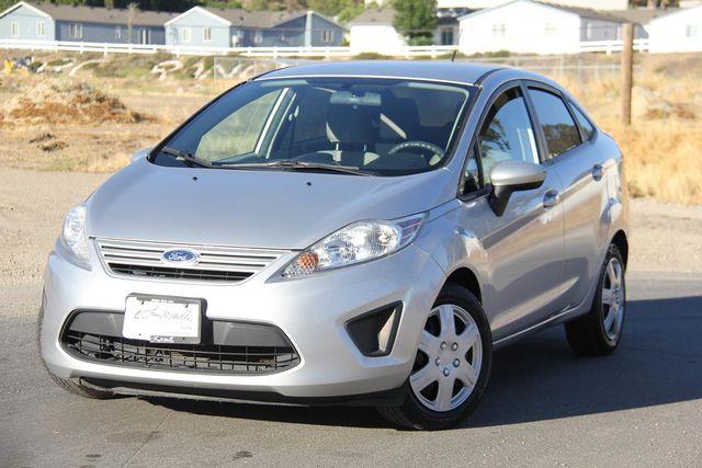 2012 Ford Fiesta S Santa Clarita, CA 4