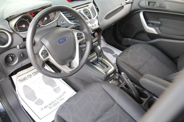 2012 Ford Fiesta SES Santa Clarita, CA 8