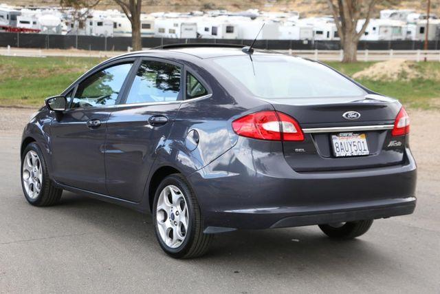 2012 Ford Fiesta SEL Santa Clarita, CA 5