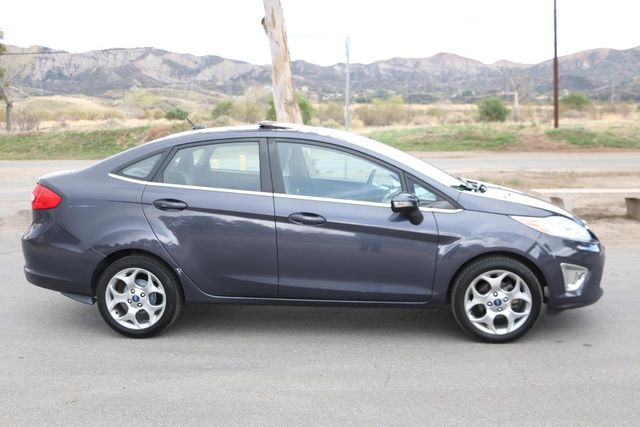2012 Ford Fiesta SEL Santa Clarita, CA 12