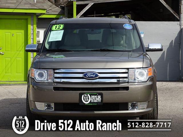 2012 Ford FLEX AWD LIMITED in Austin, TX 78745