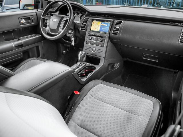 2012 Ford Flex Titanium w/EcoBoost Burbank, CA 11