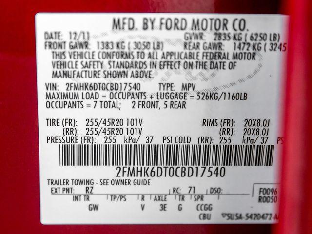 2012 Ford Flex Titanium w/EcoBoost Burbank, CA 33